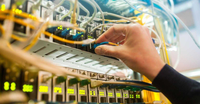 Rede de Telecomunicações e Infraestrutura